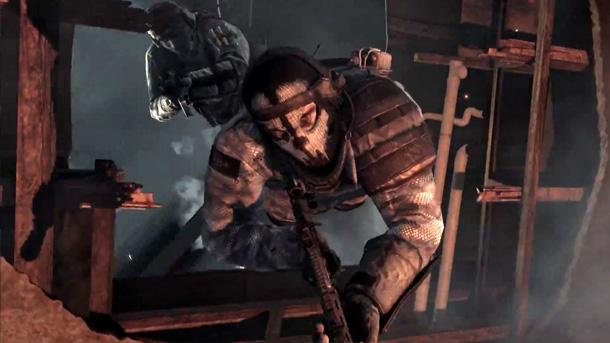 Call of Duty Ghosts: trailer gameplay de lanzamiento