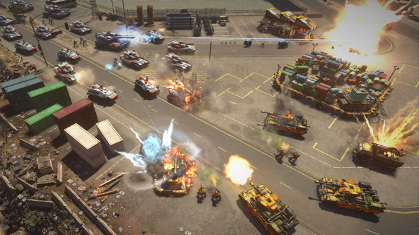 Command and Conquer ha sido cancelado