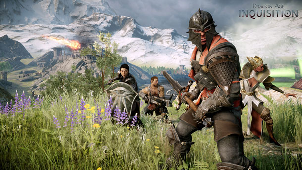 Dragon Age Inquisition Entrevista