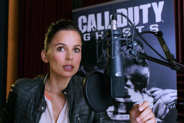 Elena Anaya Call of Duty Ghosts