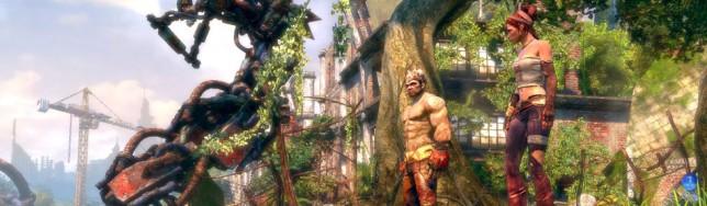 Enslaved Odyssey to the West llega al PC