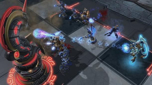 Heroes of the Storm: el nombre del MOBA de Blizzard