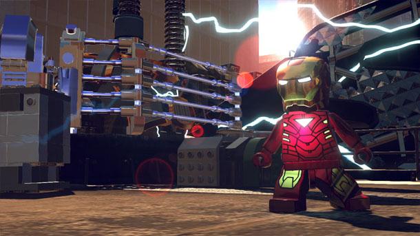 Lego Marvel Super Heroes: demo el día 15