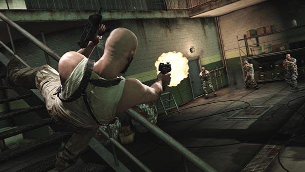 Taller IA - Max Payne 3 - Rockstar