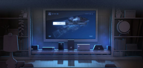 Steam Machine especificaciones
