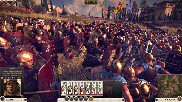 Total War Rome II: cuarto parche, con 175 mejoras