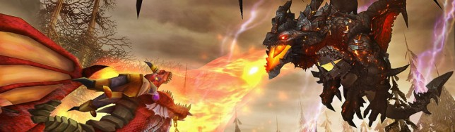 World of Warcraft se amplía hasta Cataclysm
