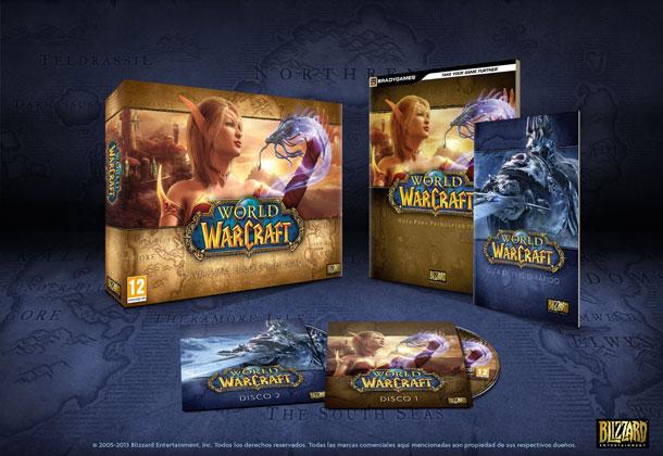 World of Warcraft amplía contenidos