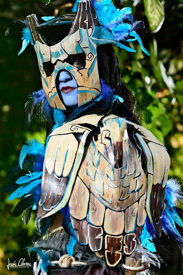 World of Warcraft Druid tier 14 cosplay