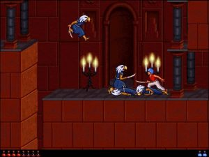 Prince of Persia 2 -  Brøderbund Software (DOS, Mac, SNES)