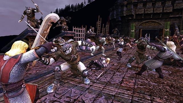 Batalla del Abismo de Helm - El Señor de los Anillos Online