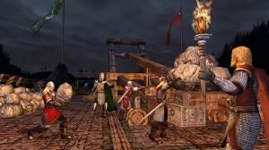 Batalla en el Abismo de Helm - El Señor de los Anillos Online
