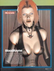 Galería Bloodrayne - Terminal Reality