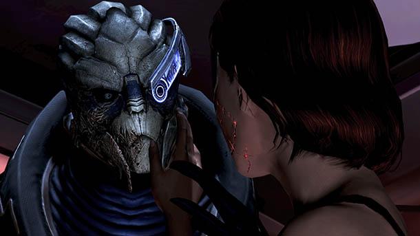 Garrus Valkarian - Mass Effect 3 - Cosplay