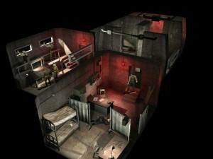 Commandos 3 - Interior - Pyro Studios