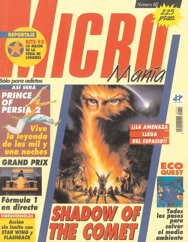 MICROMANIA 60 - Segunda Época - Mayo 1993