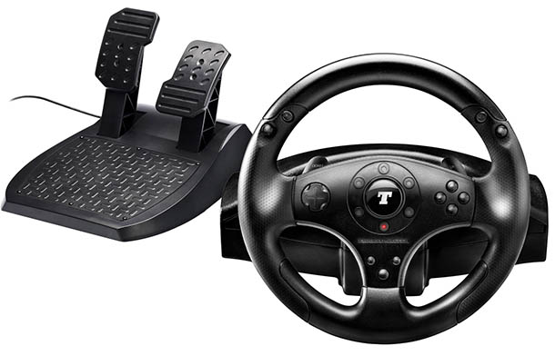 T100 Force Feedback Racing Wheel - Thrustmaster