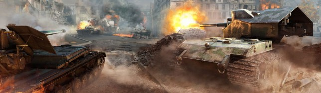 World of Tanks actualización 8.9