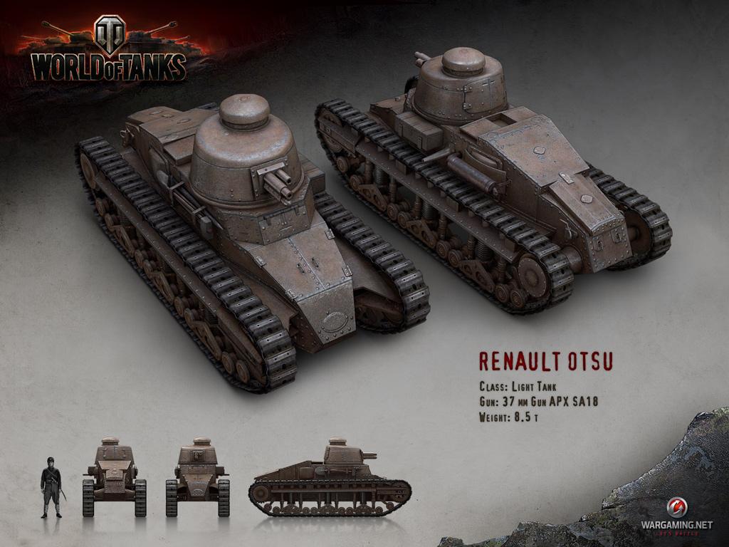World of Tanks 8.10 - Ot Su - Wargaming.net
