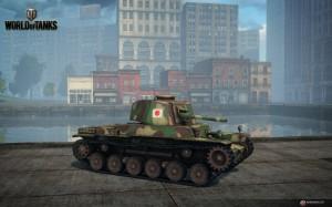 World of Tanks 8.10 - Chi Nu - Wargaming.net