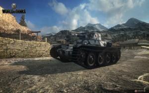 World of Tanks 8.10 - Ke Ni - Wargaming.net