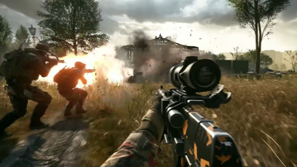 Battlefield 4: trailer del DLC Second Assault