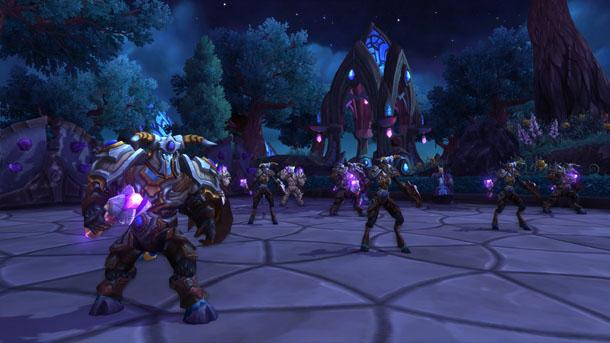 Blizzard quiere una expansión al año para WoW