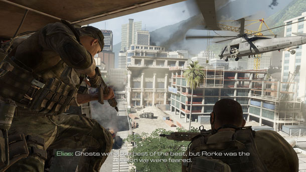 Call of Duty Ghosts vs Battlefield 4: una opinión