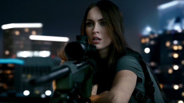 Call of Duty Ghosts: último anuncio, con Megan Fox