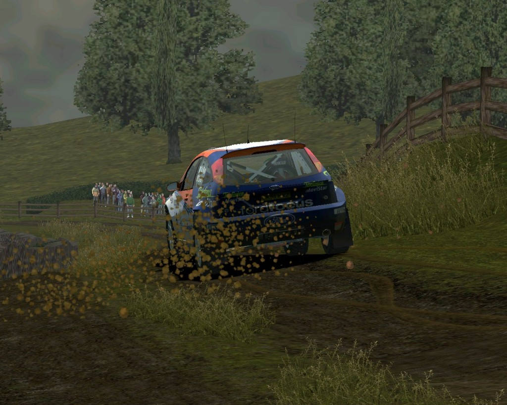 Colin McRae Rally 3 - Codemasters