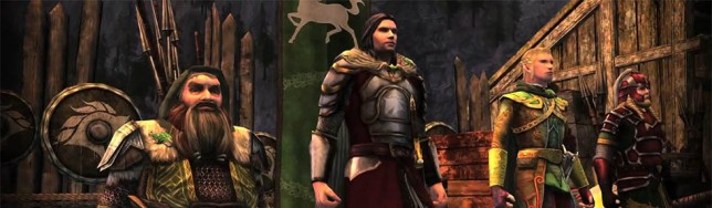 El Señor de los Anillos - Abismo de Helm
