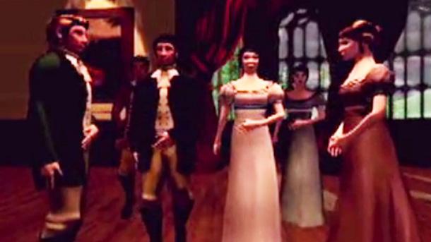 Ever Jane: un MMO de las novelas de Jane Austen