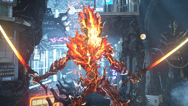 Demo Fire Strike - 3DMark 11