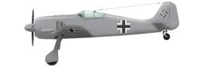 Battle of Stalingrad - Fw 190 A-3