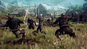 The Witcher 3 - MOUNTAIN GTM