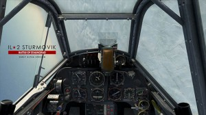 Battle of Stalingrad - 1C - 777 Studios - Cabina Messerschmitt bf 109