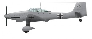 Battle of Stalingrad - Ju 87 D-3
