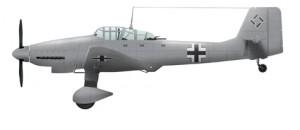 Battle of Stalingrad - Ju 87 D-3