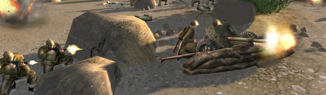 Men of War Assault Squad en Micromanía 226