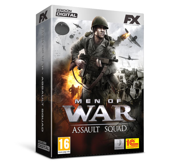 Men of War Assault Squad en Micromania 226