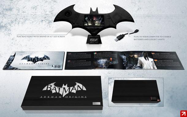 Sorteo GeForce GTX 780 Ti Batman Arkham Origins