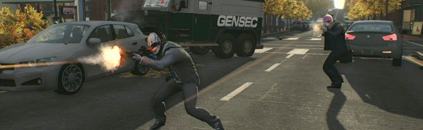 PayDay2 The Armored Transport