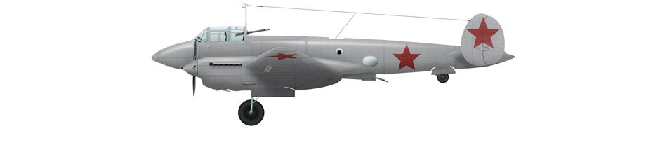 Battle of Stalingrad - Pe-2