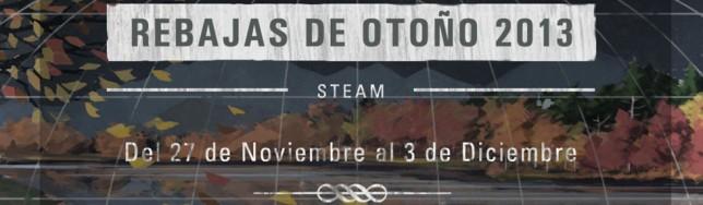 Rebajas de otoño en Steam