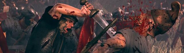 Rome II Blood & Gore