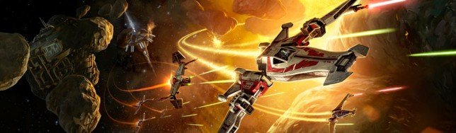 The Old Republic Galactic Starfighter