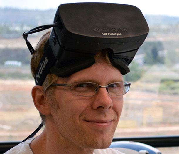 John Carmack - OculusVR