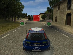 Colin McRae 3 - Codemasters