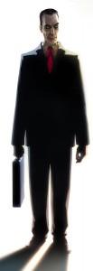 G-Man - Half-Life 2 - Valve