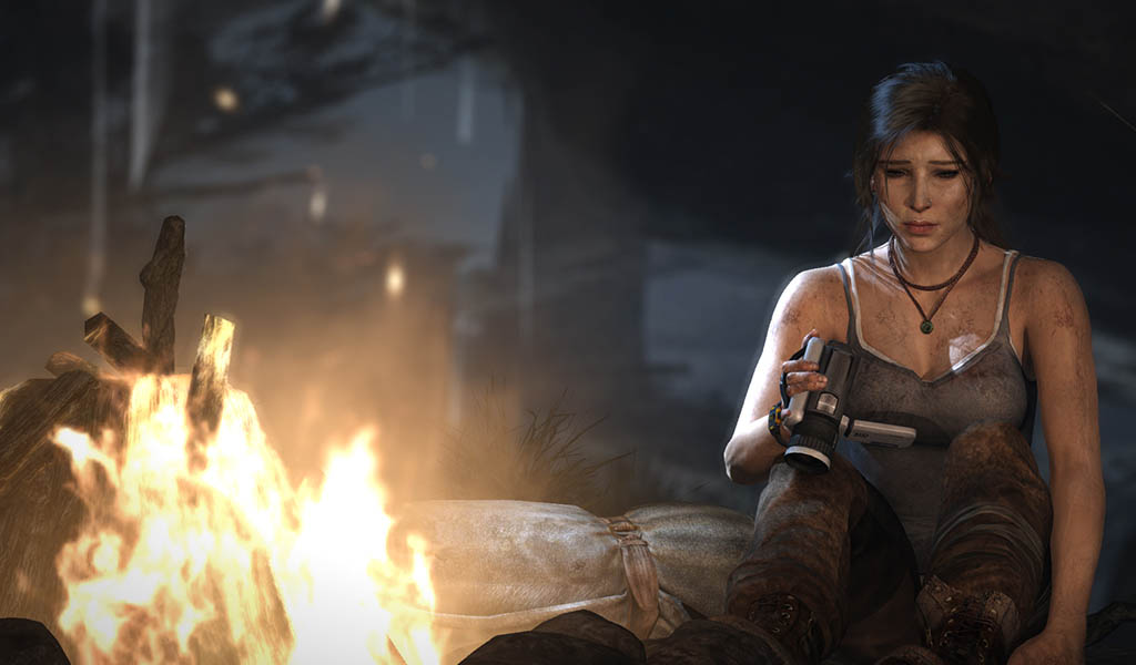 Tomb Raider TressFX